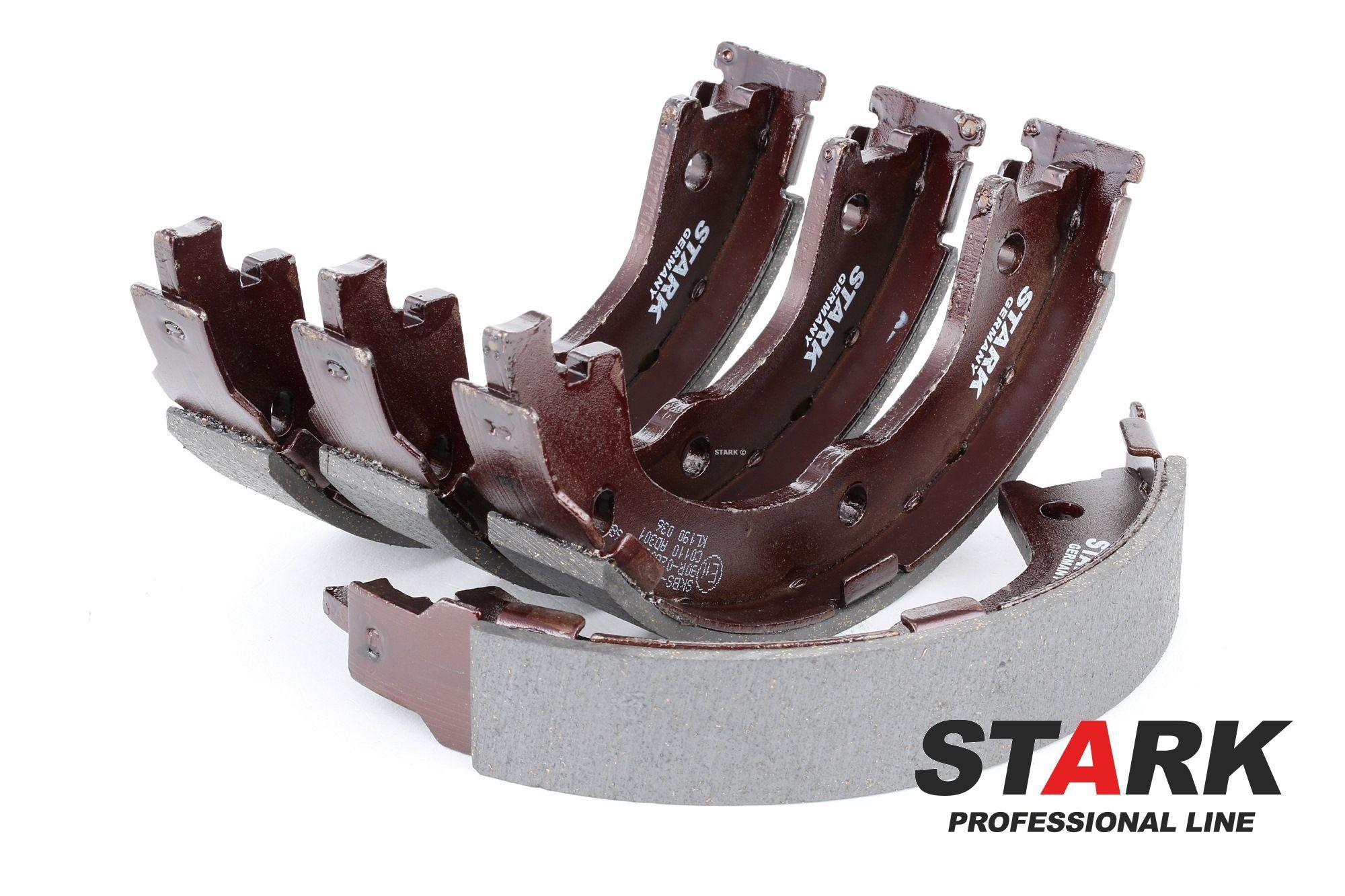 STARK: Original Bremsklötze für Trommelbremse SKBS-0450298 (Breite: 32mm)