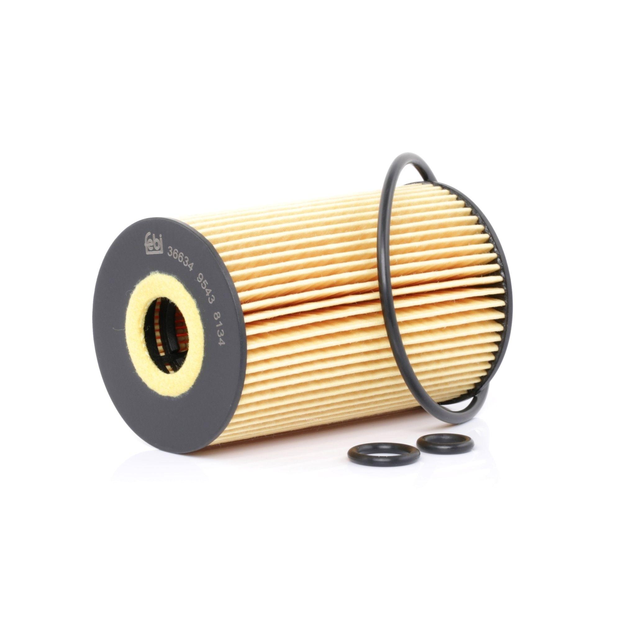 Achetez Filtre à huile FEBI BILSTEIN 36634 (Diamètre intérieur: 21,0mm, Ø: 65,0mm, Hauteur: 101mm) à un rapport qualité-prix exceptionnel