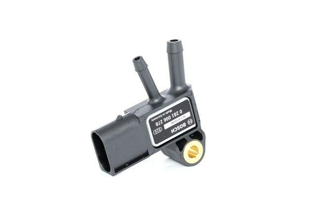 BOSCH Sensor, Abgasdruck 0 281 006 278 Günstig mit Garantie kaufen