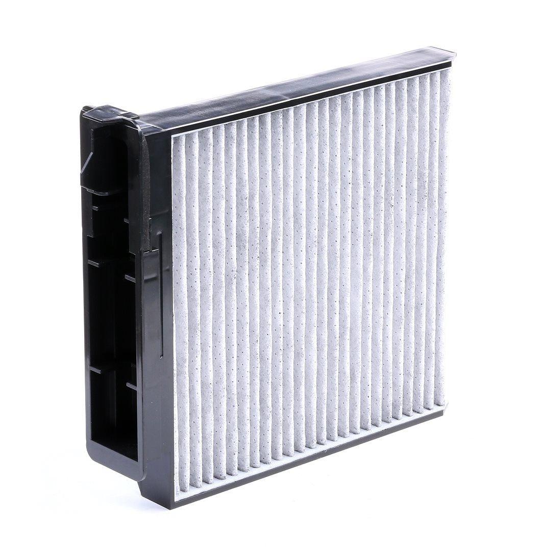 RENAULT TWINGO 2019 Filter Innenraumluft - Original BOSCH 0 986 628 502 Breite: 189mm, Höhe: 43mm, Länge: 223mm