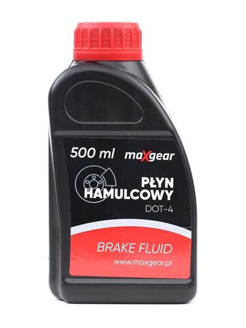 MAXGEAR DOT 4 Liquide de frein 0,5I 000476