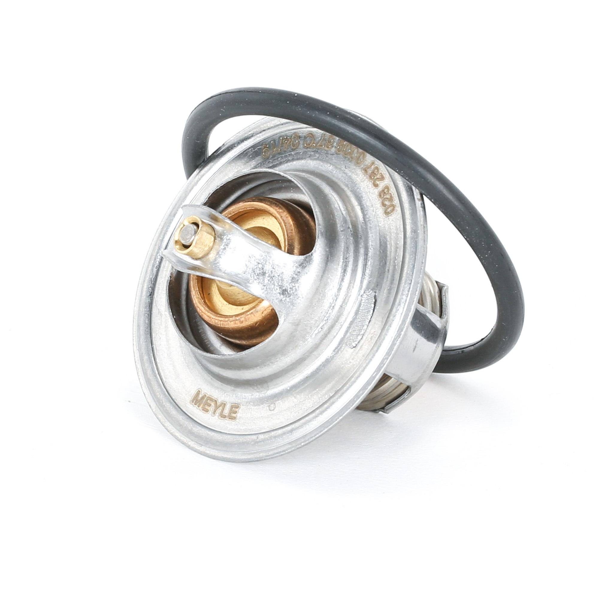 MTH0033 MEYLE Öffnungstemperatur: 87°C, mit Dichtung, ORIGINAL Quality Thermostat, Kühlmittel 028 287 0009 günstig kaufen