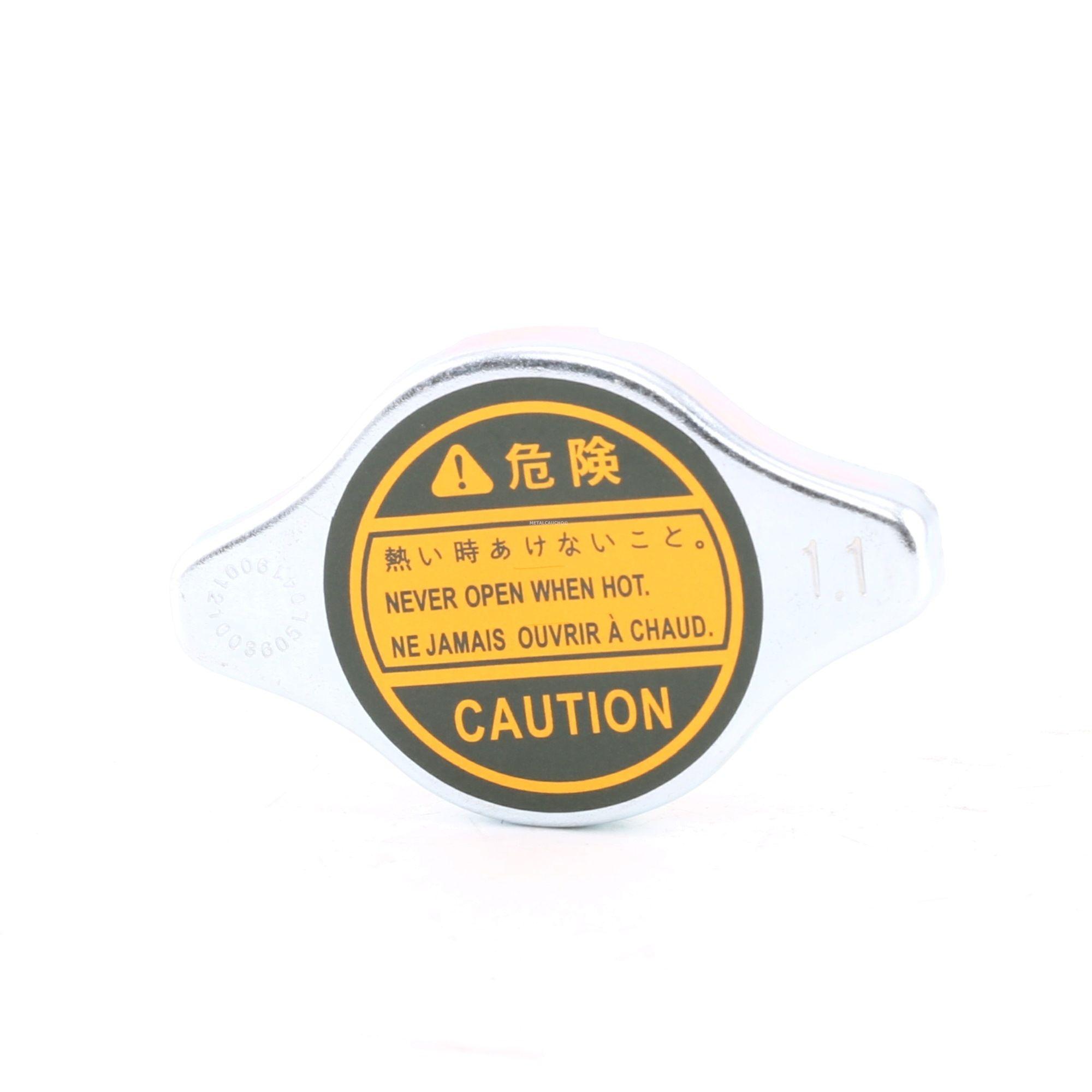 Metalcaucho: Original Kühlerdeckel 03605 ()