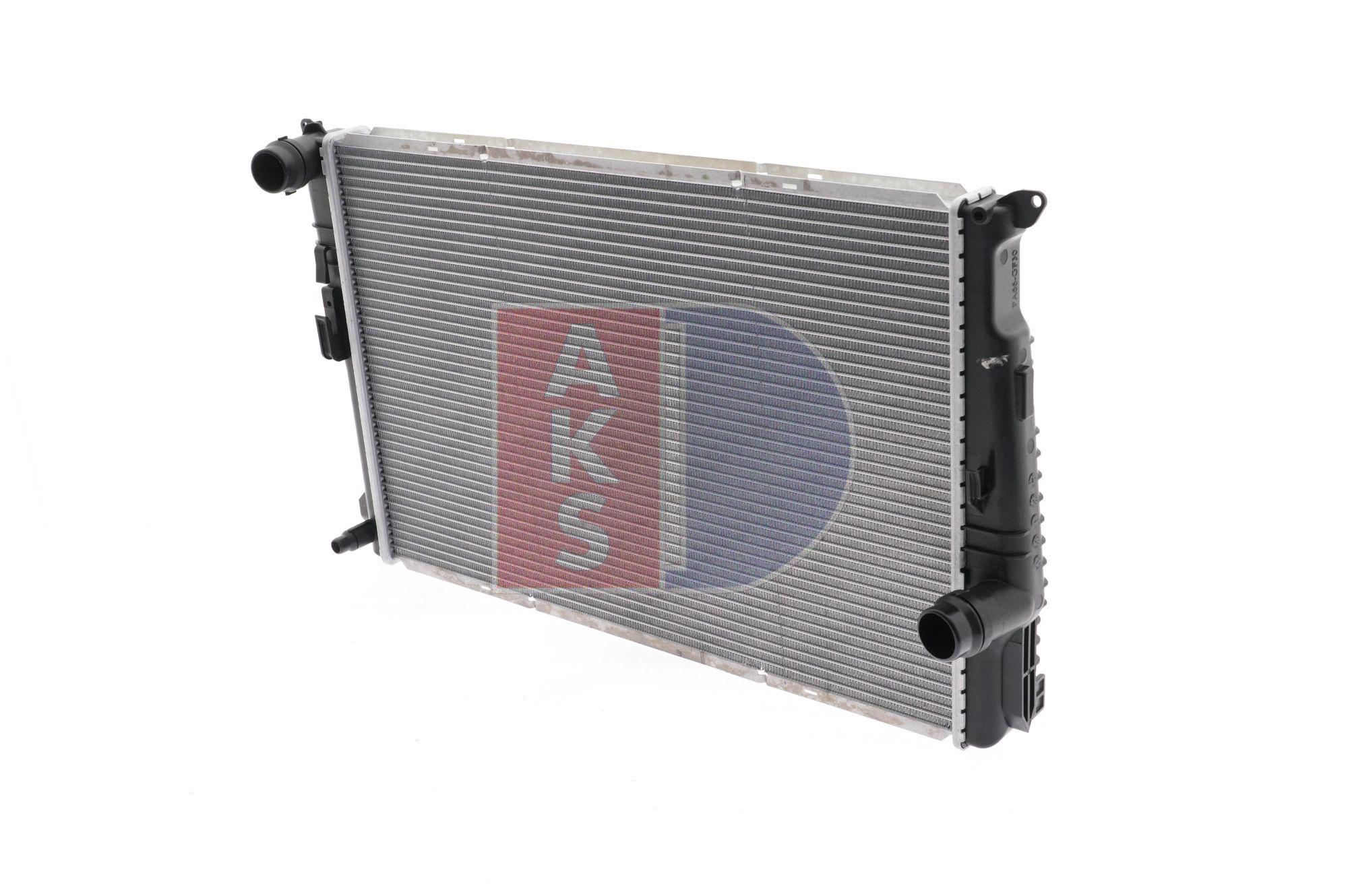 BMW X4 2016 Motorkühler - Original AKS DASIS 050082N Netzmaße: 600x390x32