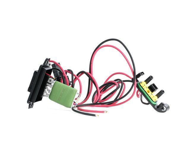 Gebläsewiderstand 0917257 Modus / Grand Modus (F, JP) 1.2 16V 101 PS Premium Autoteile-Angebot