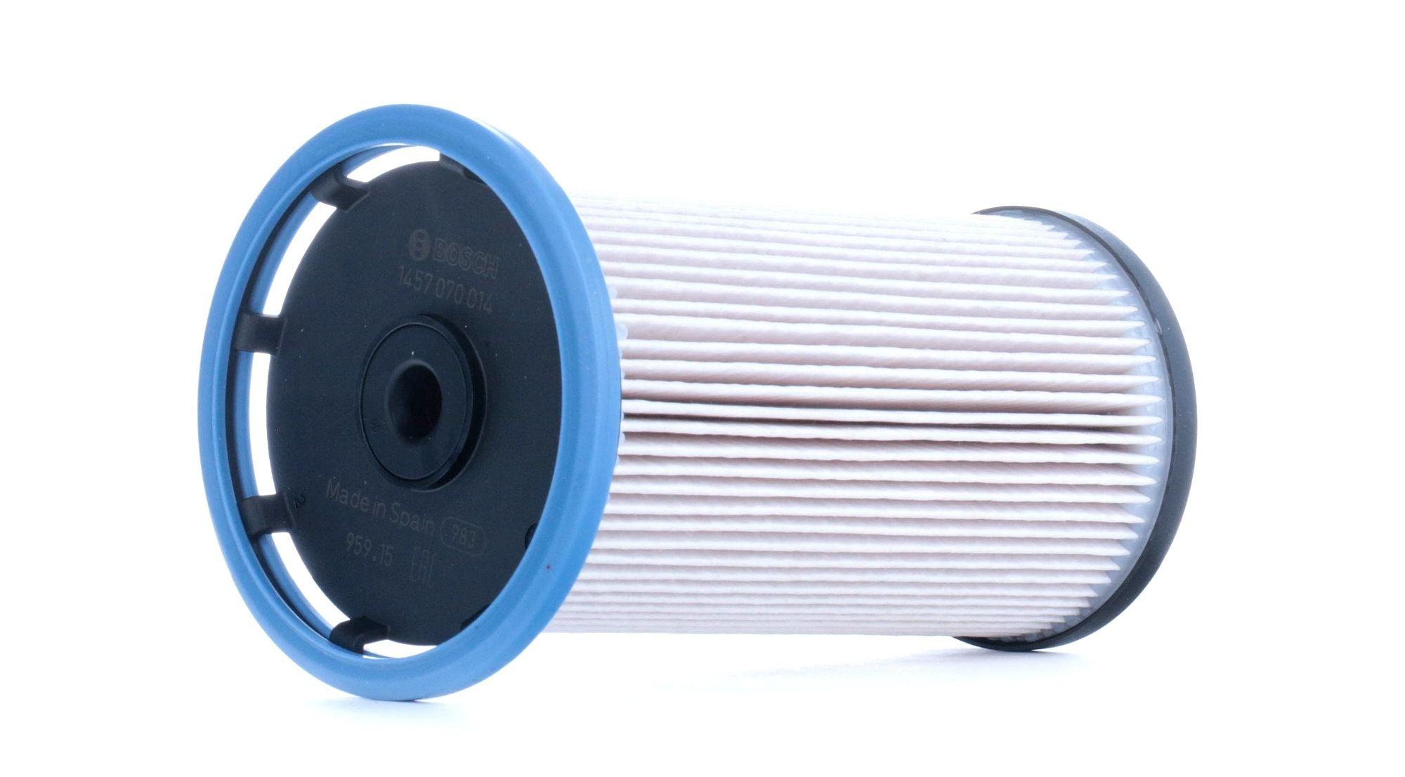 Palivový filtr 1 457 070 014 s vynikajícím poměrem mezi cenou a BOSCH kvalitou