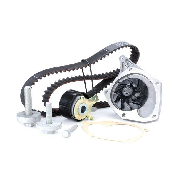 Wasserpumpe + Zahnriemensatz 1 987 946 941 Modus / Grand Modus (F, JP) 1.5 dCi 103 PS Premium Autoteile-Angebot