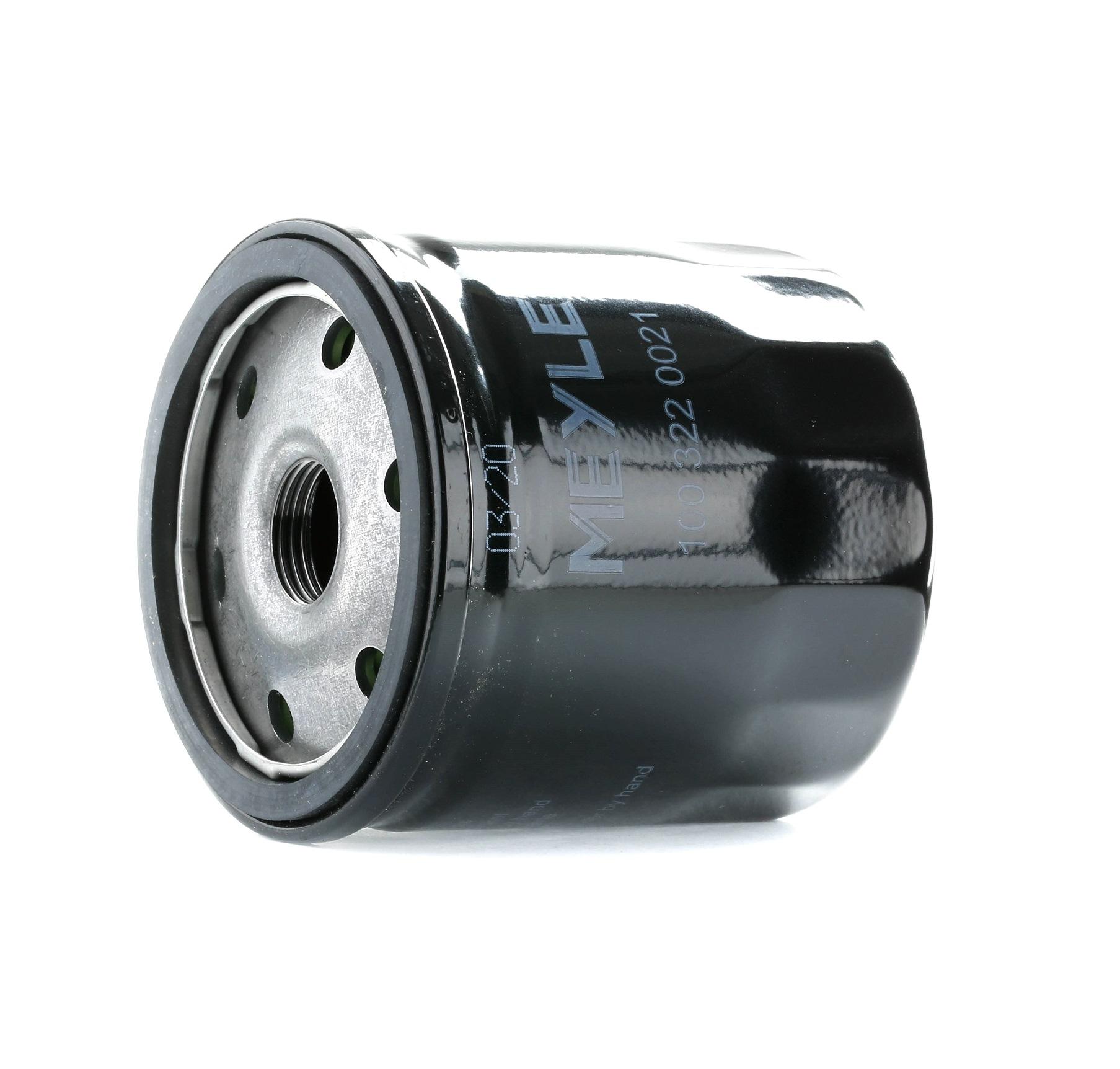 Motorölfilter MEYLE 100 322 0021