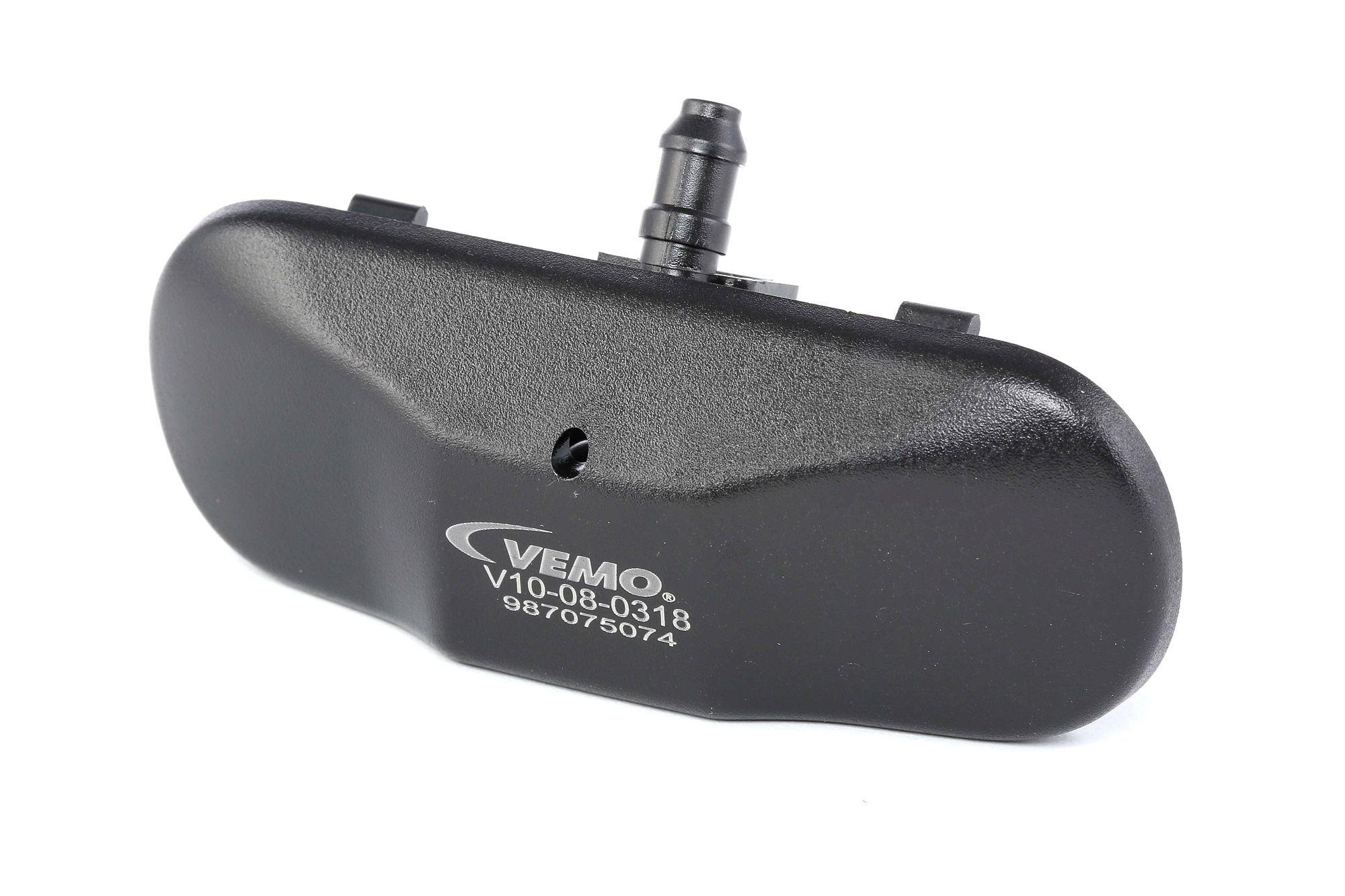 V10-08-0318 VEMO Ugello acqua lavaggio, Pulizia cristalli - Compra online