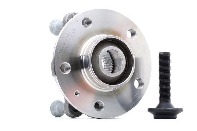 100550L OPTIMAL Vorderachse, links, rechts, mit Radnabe, mit integriertem magnetischen Sensorring Radlagersatz 100550L günstig kaufen