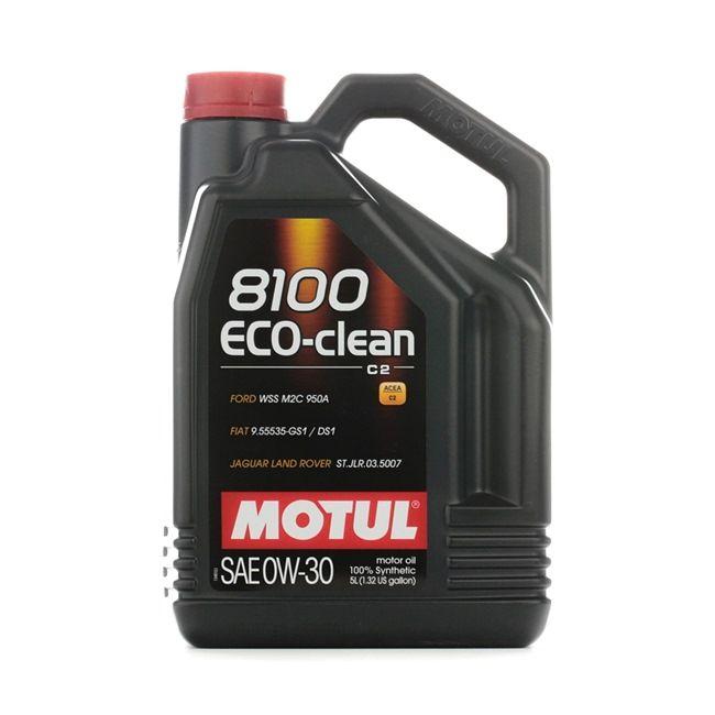 originali MOTUL Olio per auto 3374650238395 0W-30, 5l, Olio sintetico