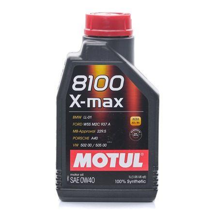Jaguar XK MOTUL Motoröl 104531