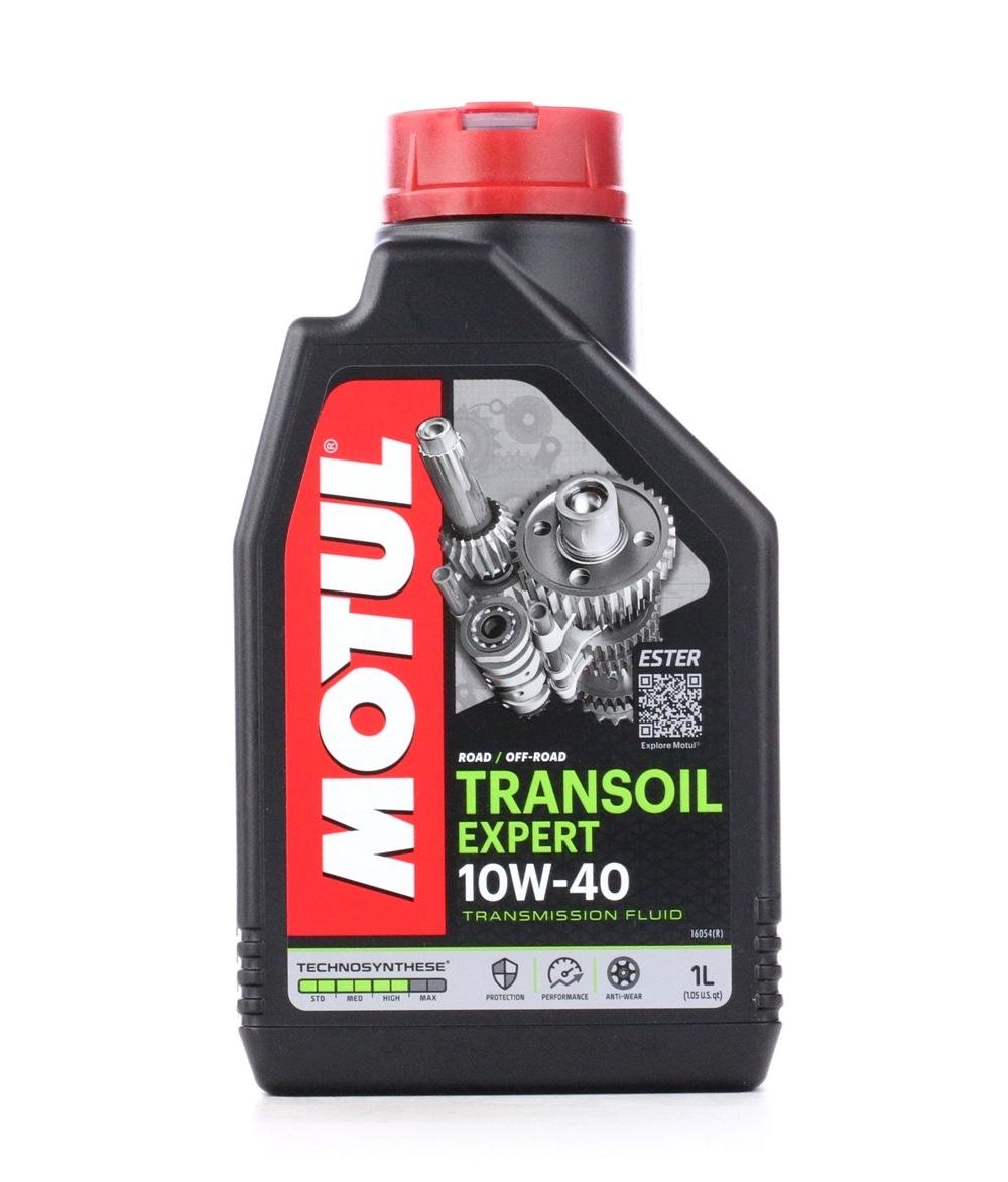 Hajtóműolaj 105895 MOTUL — csak új alkatrészek
