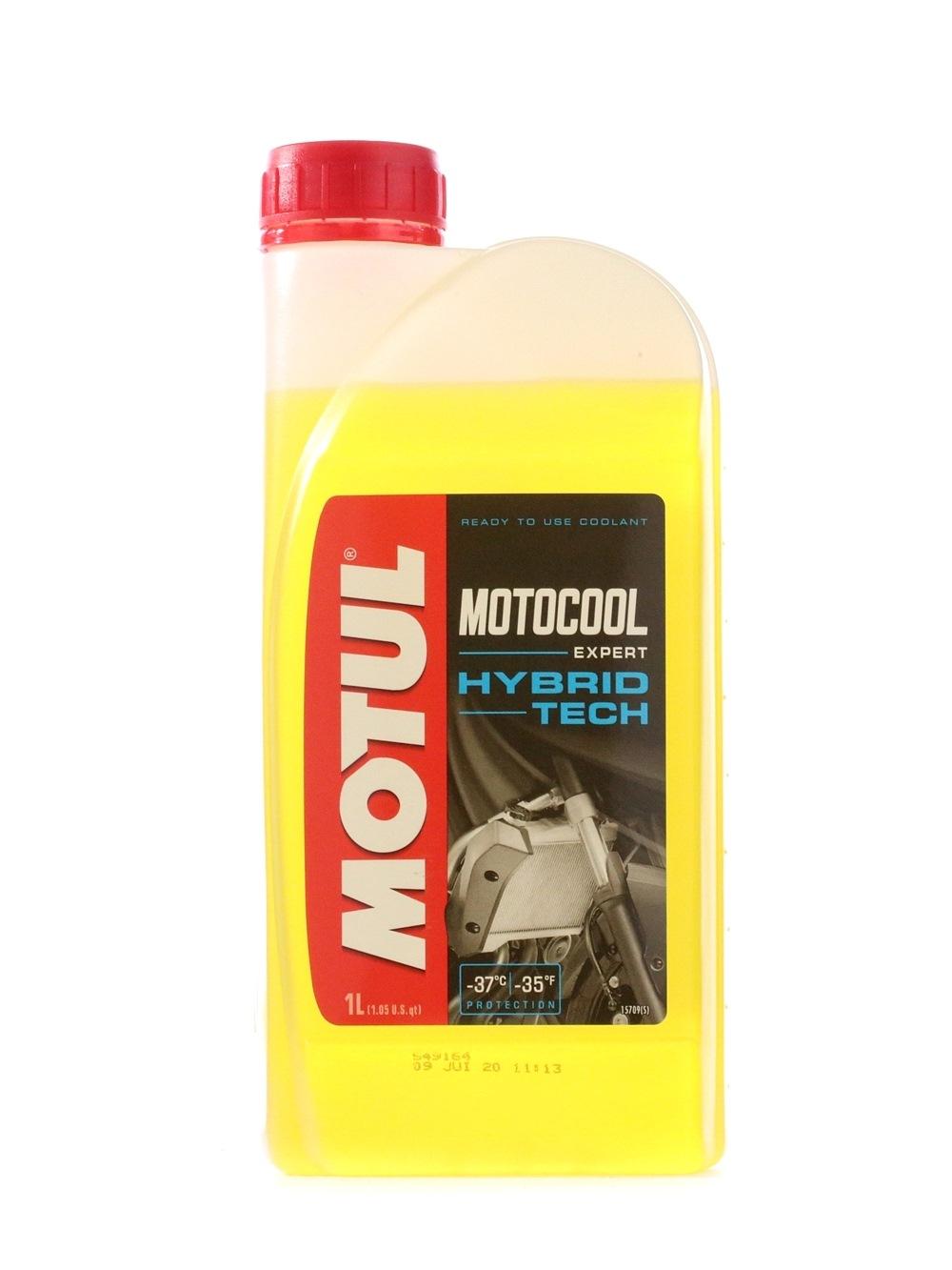 Liquido refrigerante 105914 MOTUL — Solo ricambi nuovi