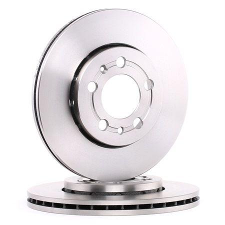 Disques de frein diam/ètre de centrage 65 mm Brembo 09.7011.14 25,5 mm hauteur totale 36,5 mm diam/ètre 256 mm