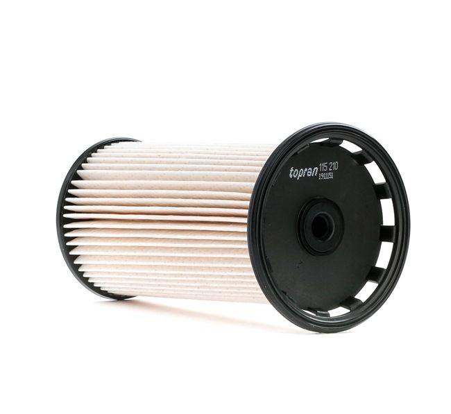 Palivový filtr 115 210 TOPRAN – jenom nové autodíly
