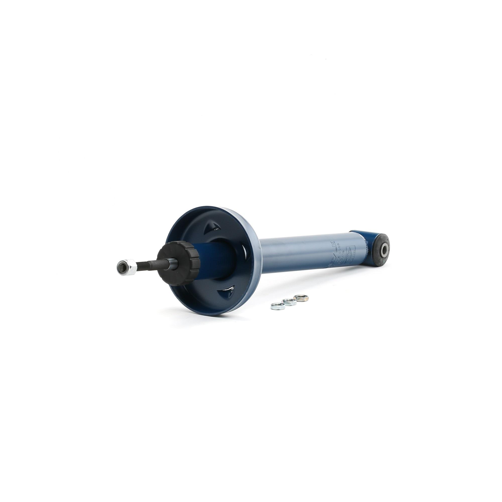 Купете MSA0107 MEYLE задна ос, маслен, ORIGINAL Quality, двутръбен, носещ пружина амортисьор, отгоре щифт, ухо отдолу Амортисьор 126 715 0005 евтино