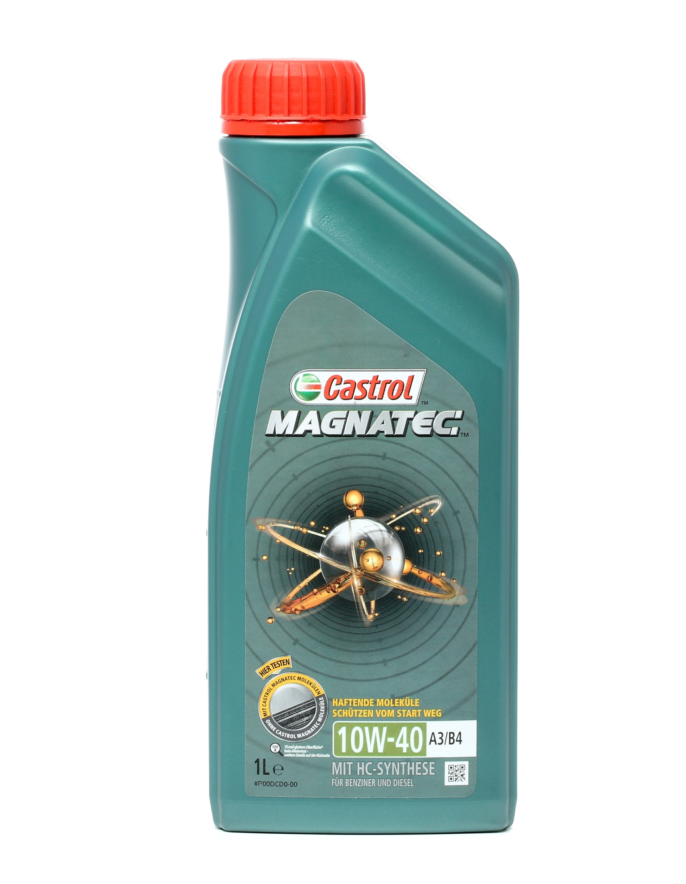 Comprare MBFreigabe2265 CASTROL Magnatec, A3/B4 10W-40, 1l, Olio parzialmente sintetico Olio motore 14F6A8 poco costoso