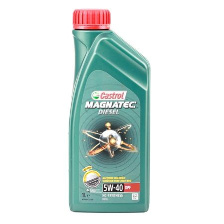 Engine Oil 1502B8 CASTROL Secure payment — only new parts