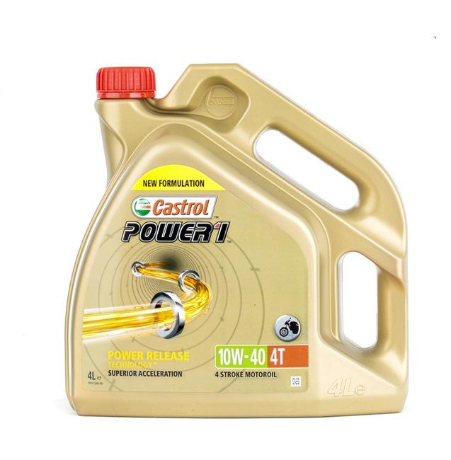 economico 10W-40 Olio motore per auto - 4008177072123 di CASTROL comprare online