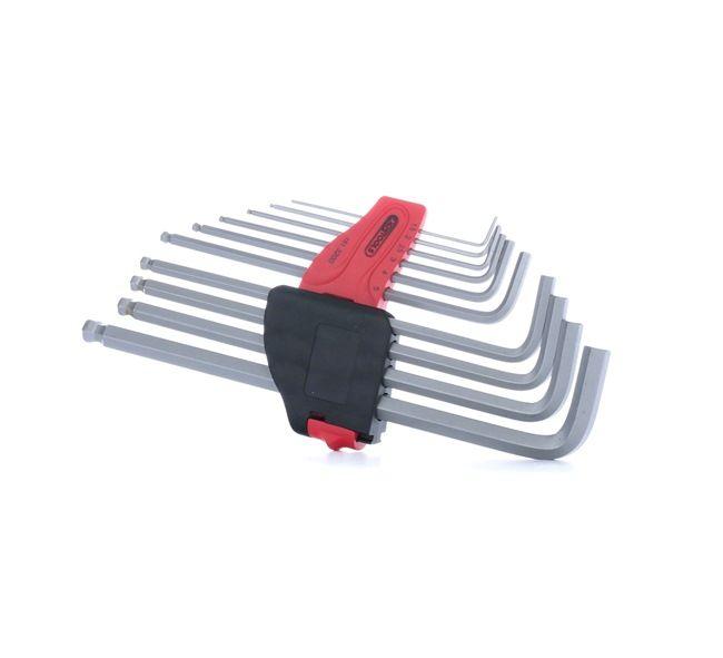 151.3200 KS TOOLS Acero cromo-vanadio, cantidad de herramientas: 10 Juego de atornilladores acodados 151.3200 a buen precio