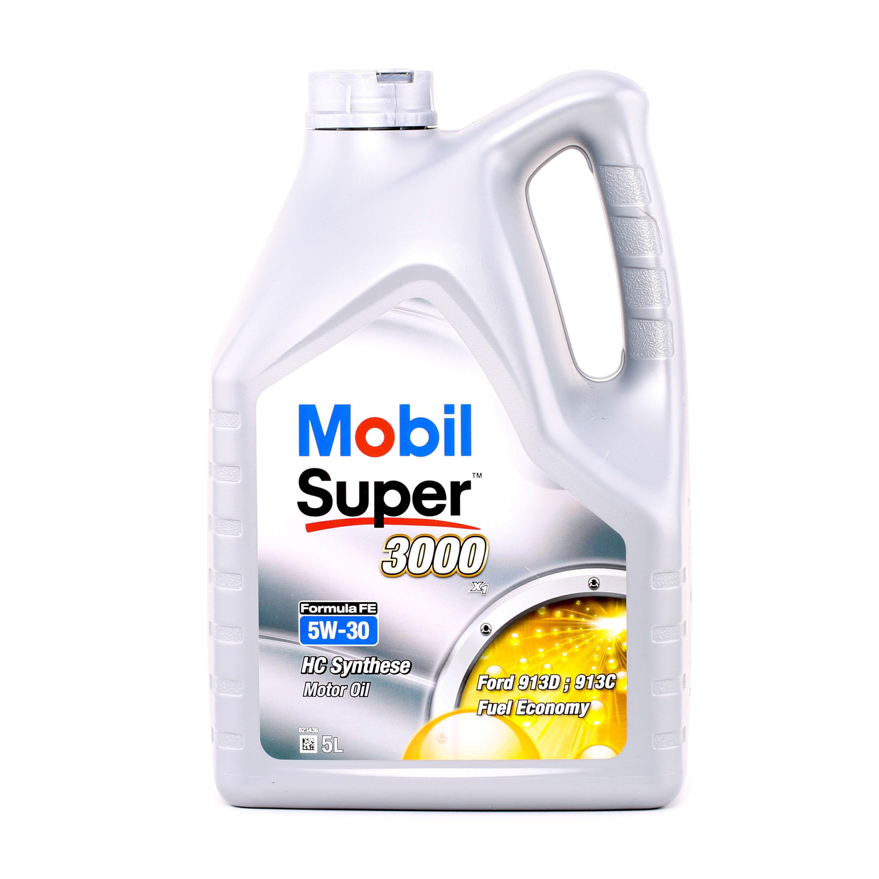 Achetez Huile moteur MOBIL 151525 () à un rapport qualité-prix exceptionnel