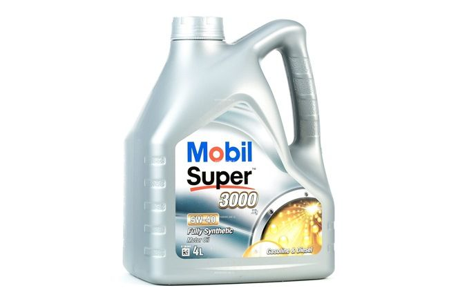 bestel op elk moment MOBIL Motorolie 151776