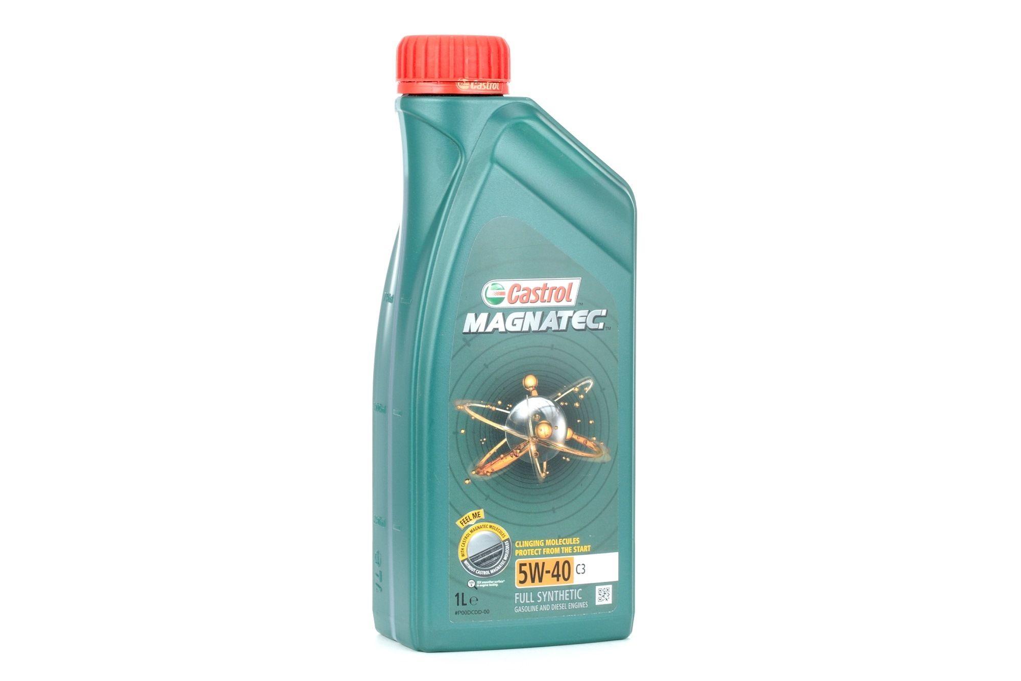 RenaultRN0710 CASTROL Magnatec, C3 5W-40, 1l, Synthetiköl Motoröl 151B37 günstig kaufen