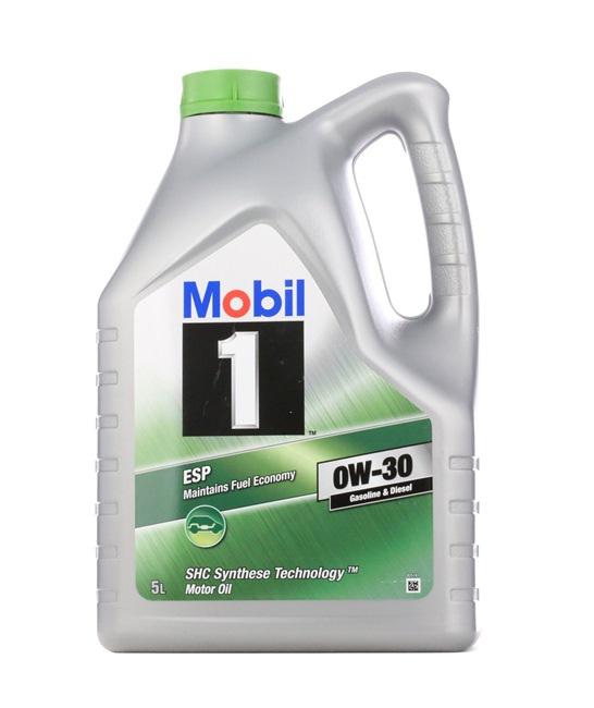 original MOBIL Motorolja 5425037862646 0W-30, 5l, Syntetolja