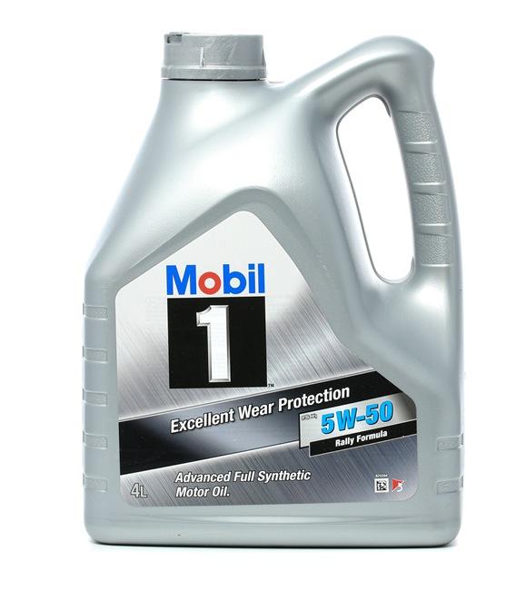 Qualitäts Öl von MOBIL 5425037864701 5W-50, 4l, Synthetiköl
