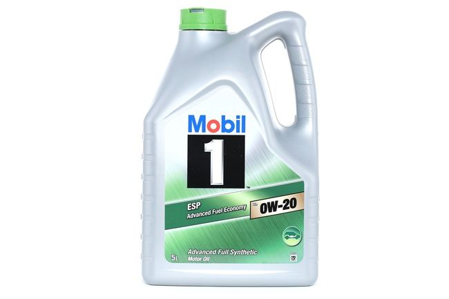 VW50900 MOBIL ESP x2 0W-20, 5l, Synthetic Oil Engine Oil 153685 cheap