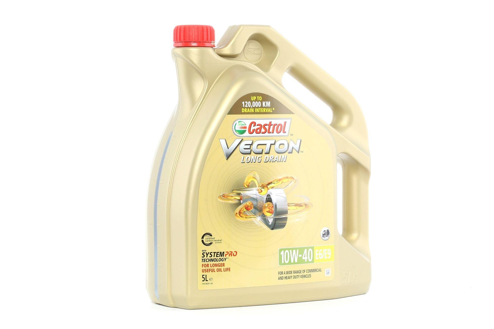 Motoröl CASTROL 154AC9 mit 20% Rabatt kaufen
