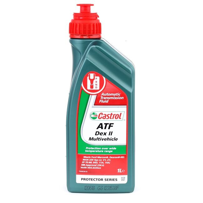 buy and replace Transmission Oil CASTROL 154C85
