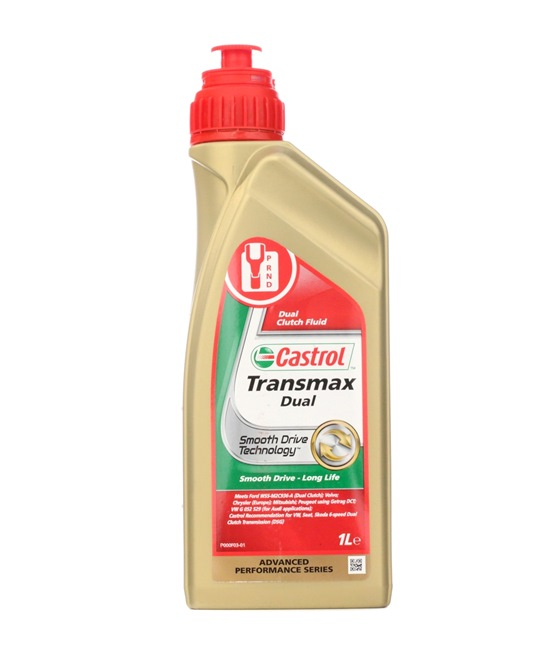 Propshafts and differentials 154DF5 with an exceptional CASTROL price-performance ratio