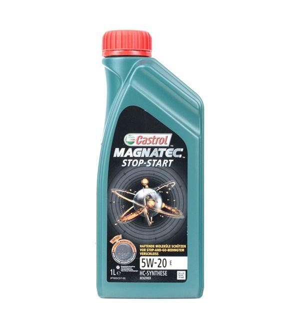 5W 20 Auto Öl - 4008177124341 von CASTROL im Online-Shop billig bestellen