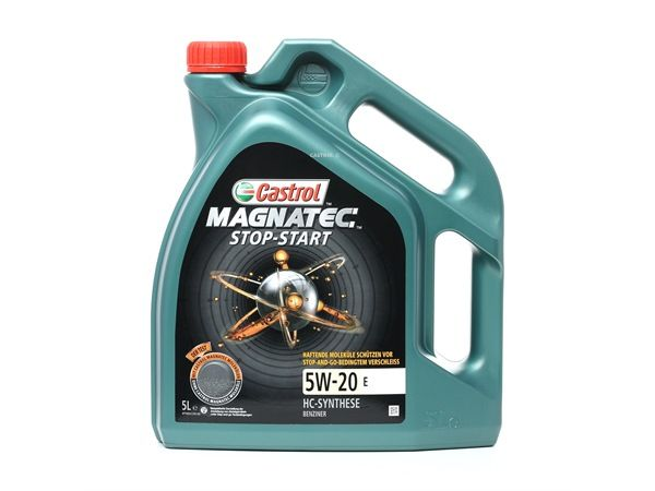 FordWSSM2C948B CASTROL Magnatec, Stop-Start E 5W-20, 5l, Full Synthetic Oil Engine Oil 159A8C cheap
