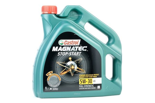 FordWSSM2C913B CASTROL Magnatec, Stop-Start A5 5W-30, 4l, Full Synthetic Oil Engine Oil 159B9A cheap