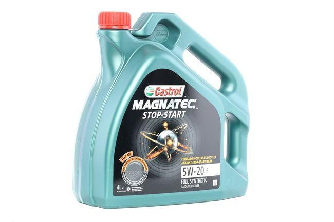 5W-20 Auto Motoröl - 0114008177129824 von CASTROL im Online-Shop billig bestellen