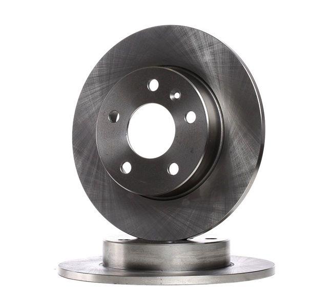 Brzdový kotúč 19-0792 — súčasné zľavy na OE 5 69 109 náhradné diely top kvality