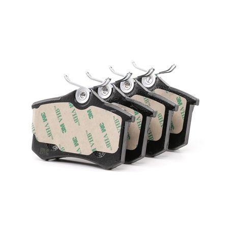 Bremsbelagsatz, Scheibenbremse 22-0100-0 — aktuelle Top OE 1H0698451B Ersatzteile-Angebote