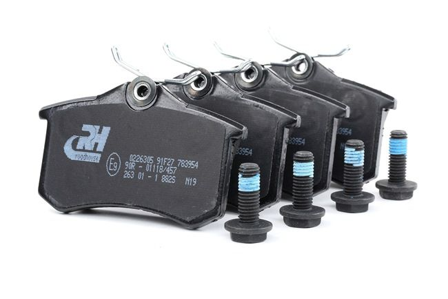 Bremsbelagsatz, Scheibenbremse 2263.05 — aktuelle Top OE 4D0-698-451-C Ersatzteile-Angebote