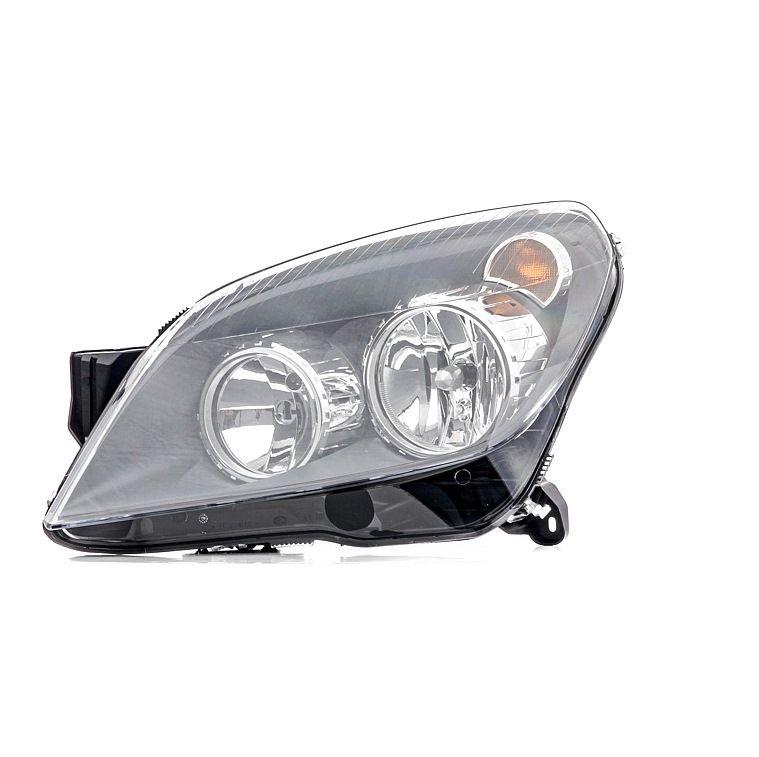 Buy Front lights HELLA 1EG 270 370-311 Left-hand/Right-hand Traffic: for right-hand traffic