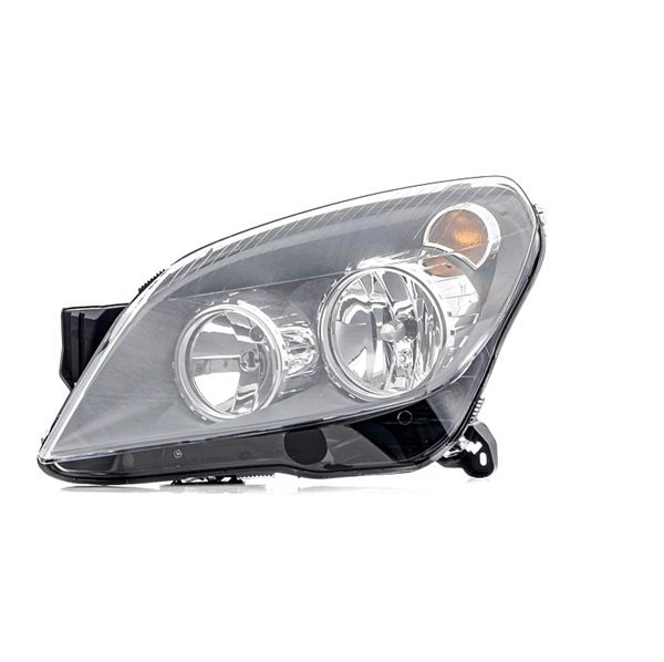 E11771 HELLA Left, H21W, H7, W5W, H1, with motor for headlamp levelling, without bulbs, Crystal clear, Halogen Left-hand / Right-hand Traffic: for right-hand traffic Headlight 1EG 270 370-311 cheap