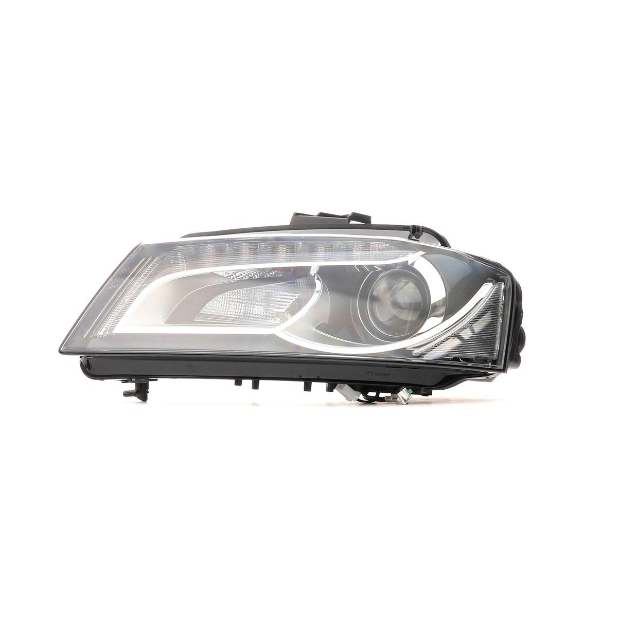 E12515 HELLA Vänster, D3S (gasurladdningslampa), PS19W, PSY24W, W5W, med ställmotor för lysviddsreglering, utan förkopplingsdon, utan gasurladdningslampa, Bi-Xenon, LED, med glödlampa Vänster-/Högertrafik: för högertrafik, Fordonsutrustning: fordon utan adaptivt kurvljus AFS Huvudstrålkastare 1EL 009 648-391 köp lågt pris