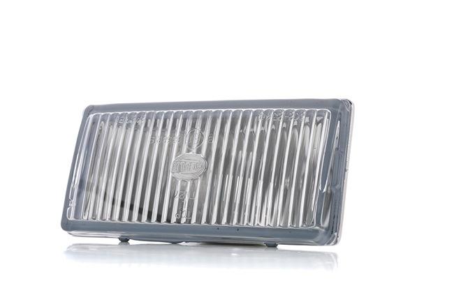 Original Допълнителни фарове 1NB 123 581-001 BMW