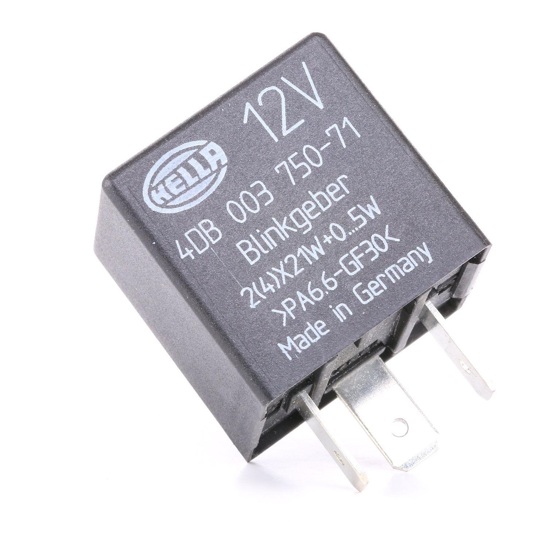 Sähköistys 4DB 003 750-711 poikkeuksellisen hyvällä HELLA hinta-laatusuhteella