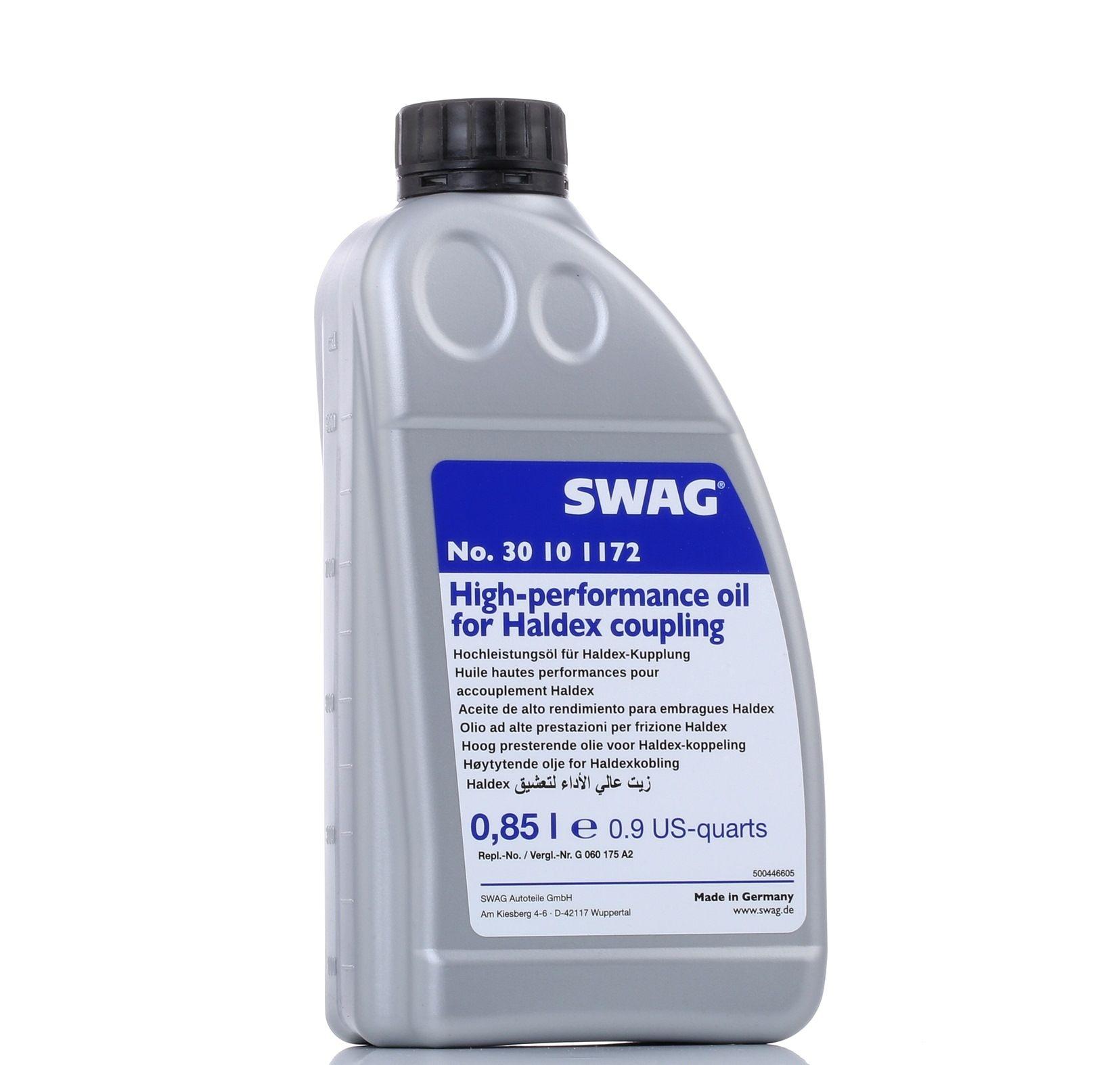 OE Original Getriebeöl und Verteilergetriebeöl 30 10 1172 SWAG