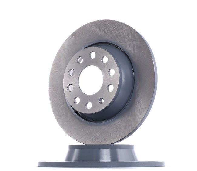 Disco de travão 30 92 4382 — descontos atuais em OE 1K0615601AD peças sobresselentes de primeira qualidade