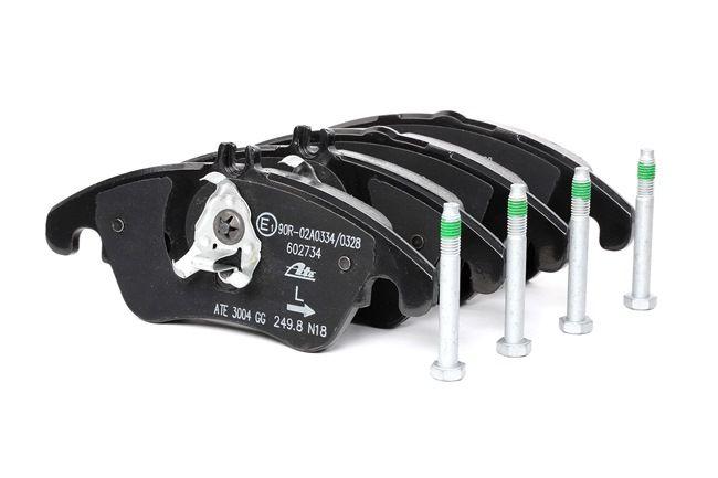 ATE Bremsbeläge Bremsklötze vorne für Mercedes E-Klasse W212 //// 13.0460-2734.2