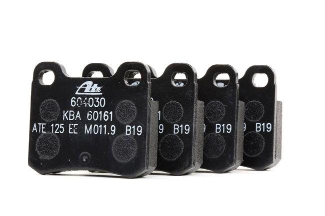 ATE 13.0460-4030.2 Bremsbeläge Bremsbelagsatz hinten für MERCEDES-BENZ